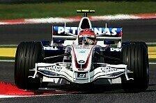 Formel 1 - Vom Heck �berrascht: Robert Kubica