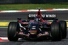 Formel 1 - Was bedeutet schon ein zehnter Platz?: Toro Rosso nicht im Freudentaumel