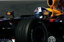 Formel 1 - Es l�sst sich nicht viel sagen: Der Freitag bei den Bullen
