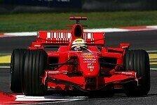 Formel 1 - Tief gestapelt oder tief gefallen?: Ferrari k�mpft mit der Balance
