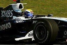 Formel 1 - Das muss drin sein: Rosberg hinter BMW