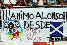 Formel 1 - Volksheld wider Willen: Fernando Alonso