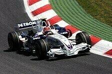 Formel 1 - Einer kam durch: BMW lacht und weint