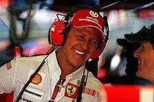 Formel 1 - Auch in Monaco beratend t�tig: Michael Schumacher