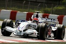 Formel 1 - Kampf dem �bersteuern: Kubica w�nscht sich mehr Gummi