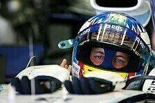 Formel 1 - Das war ein Witz heute: Wurz w�tend