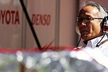 Formel 1 - Neuer Job f�r Tomita: Toyota-Teamchef