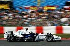 Formel 1 - Angriff auf Trulli: Willy Rampfs Devise