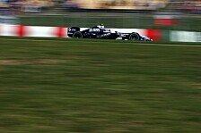 Formel 1 - Frust in Blau: Kein Williams in den Top10