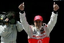 Formel 1 - Vier Sieganw�rter: McLaren setzt auf zwei Strategien