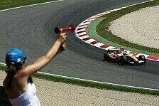 Formel 1 - Ein Schritt vorw�rts: Renault ist zuversichtlich