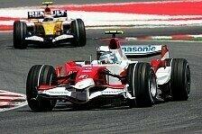 Formel 1 - Effizientes Ausfallsverhalten: Das Positive f�r Toyota