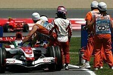 Formel 1 - Entt�uschung bei Super Aguri: Trotz zwei Mal Q2