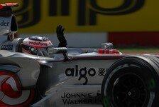 Formel 1 - Ferrari bleibt Alonsos Gegner: Hamilton ist Teamkollege