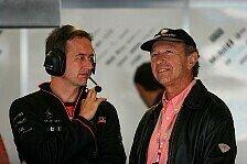 Formel 1 - Klare Ordnung und ein paar Tricks: Ramirez und Jones