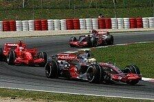 Formel 1 - Daf�r habe ich keine Worte: WM-Leader Lewis Hamilton