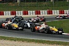 Formel 1 - Tankanlage verhindert Befreiungsschlag: Renault im Pech