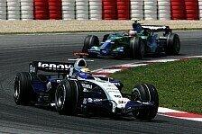 Formel 1 - Was glaubt ihr, was ich tue?: Rosberg gewinnt f�nf Pl�tze