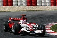 Formel 1 - Fantastisch: Sato holt ersten Punkt f�r Super Aguri
