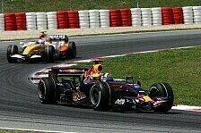 Formel 1 - Red Bull hatte nur ein halbtolles Rennen: Trotz erster Punkte