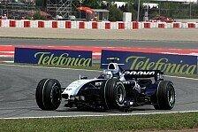 Formel 1 - 4 Deutsche und 1 �sterreicher in Spanien: Der reinste Wahnsinn