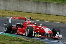 Formel 3 Cup - Doch lieber Dallara: Vietoris wechselt Chassis