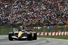 Formel 1 - Positives Zeichen: Kovalainen drehte auf