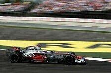 Formel 1 - Druck haben alle Vier: Alonso zittert nicht