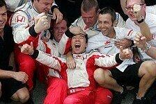 Formel 1 - Wie ein Sieg bei Ferrari: Super Aguris erster Punkt