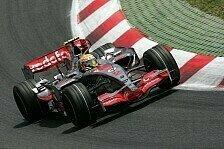 Formel 1 - Alles im gr�nen Bereich: McLarens Vorderfl�gel