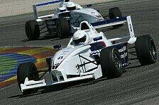 Formel BMW - F�r Affen nicht geeignet: So f�hrt sich der FB02