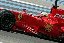 Formel 1 - Ein Sieg in Monaco w�re ein besonderes Gef�hl: Felipe Massa