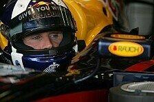 Formel 1 - Coulthard will bleiben: Reb Bull Cockpit