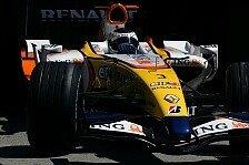 Formel 1 - Eine Vertrauensfrage: Renault will in Monaco Boden gut machen