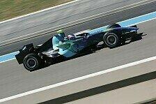 Formel 1 - Jerez ist momentan wichtiger als Monaco: Hondas neues Chassis