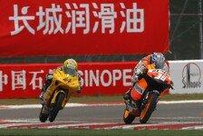 MotoGP - Stürze bei 125ern und 250ern