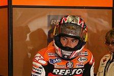 MotoGP - Sturz nicht ohne Folgen