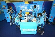 MotoGP - Der Samstag bei Suzuki