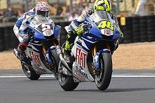 MotoGP - Enttäuschung bei Yamaha