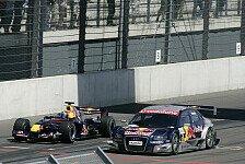 Formel 1 - Bilder: Red Bull Demos in Donington und der Lausitz