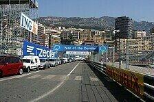 Formel 1 - Wie durch ein Nadel�hr: Der Schlauch von Monaco
