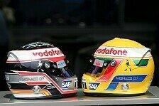 Formel 1 - Die n�chsten Rennen entscheiden: Titelvierkampf