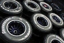 Formel 1 - Die Reifenmischungen bis zur T�rkei wurden festgelegt: Bridgestone hat den Durchblick