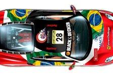 Mehr Motorsport - Pole beim ersten Ferrari-Start: Bruno Senna