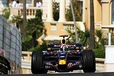 Formel 1 - Probleme �ber Probleme: Red Bull kam nicht viel zum Fahren