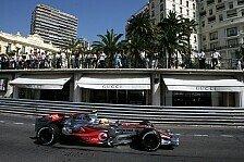 Formel 1 - Das geh�rt dazu: Danner sah nicht zu viel Schrott