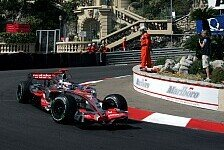 Formel 1 - Schrottplatz Saint Devote: 2. Freies Training