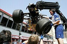 Formel 1 - Verlockender Ruhetag: Marc Surer