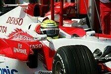 Formel 1 - Ein angenehmer Einschlag: Ralf Schumacher