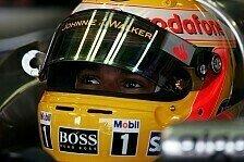 Formel 1 - Kein Spielraum f�r Fehler: Hamilton vom Unfall unbeeindruckt